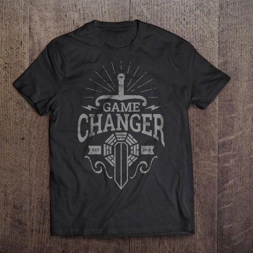 Cloth design for Game Changer