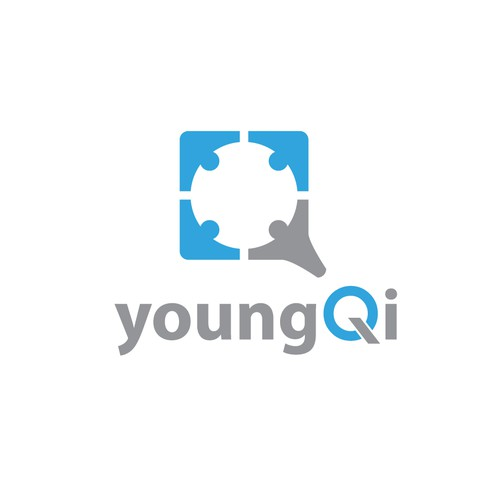 New logo for youngQi
