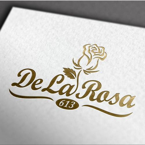 Logo Design for DeLaRosa