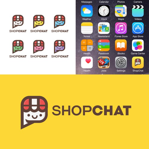SHOPCHAT IOS app icon