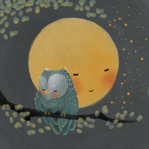 Children's book - little owl