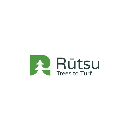 R monogram for turf company