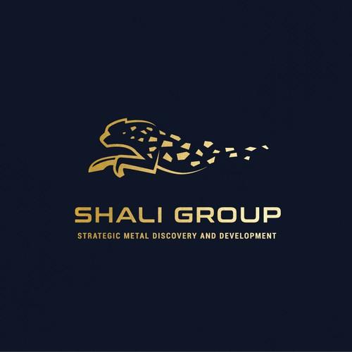 Dynamic logo for a mining company