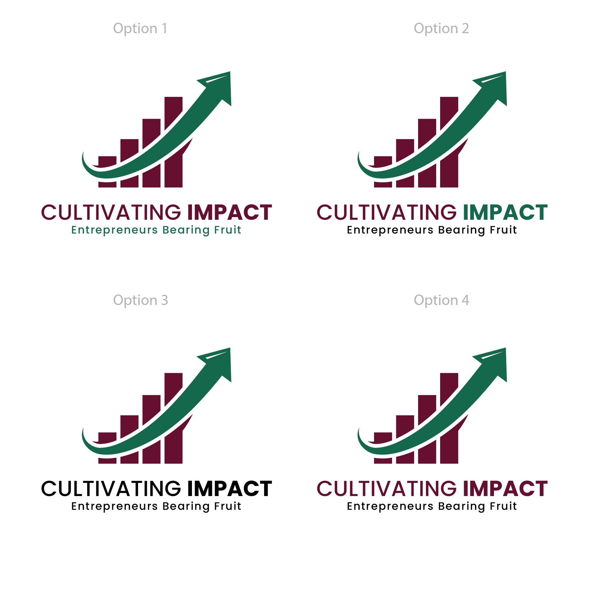 logo: cultivating impact through business leaders fulfillment