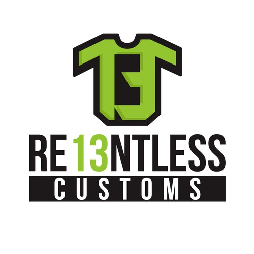 Logo for T-shirt company