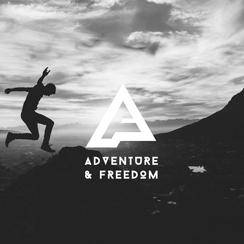 """Logo proposal for """"Adventure & Freedom"""""""