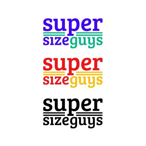 Classic 2 Stripes logo design