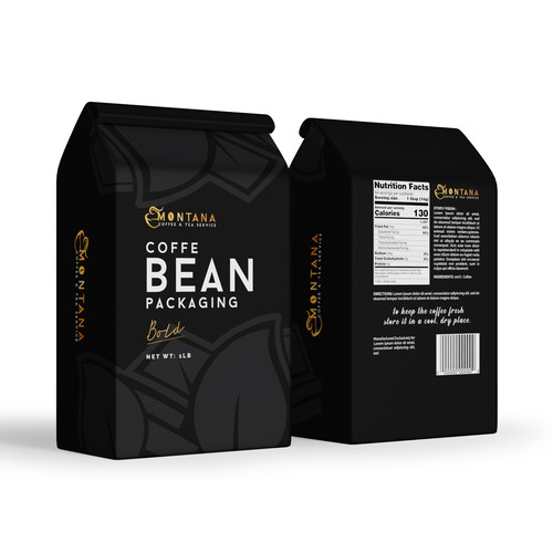 Montana Packaging Design