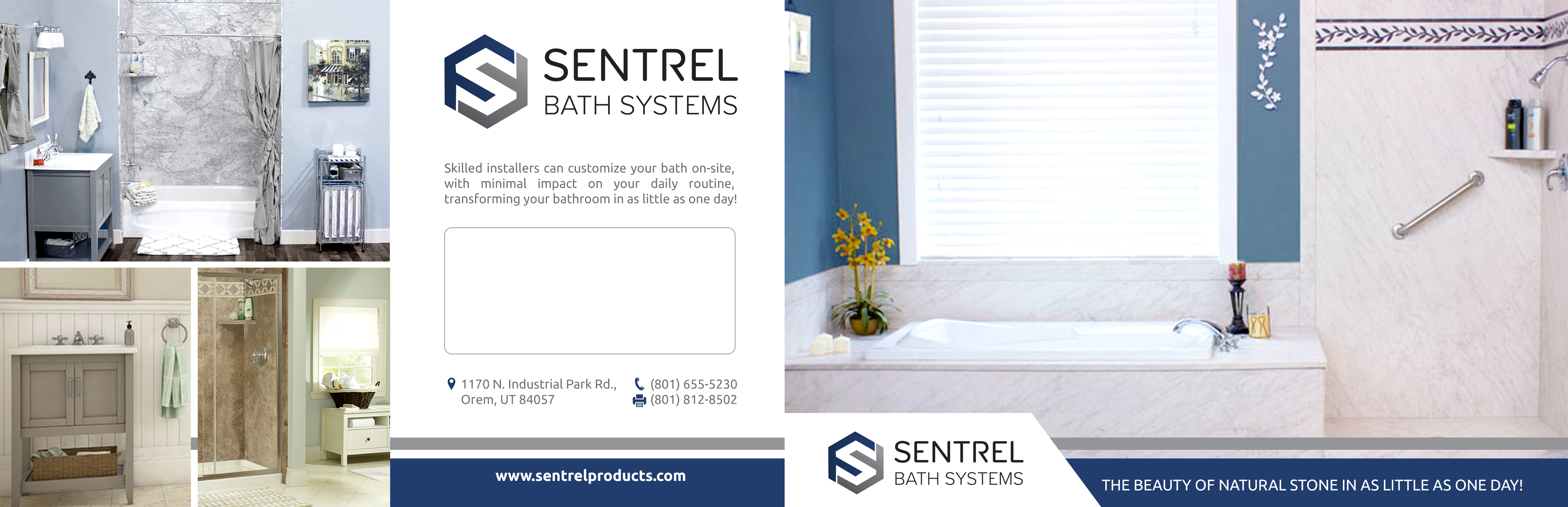 Sentrel Bath Systems Consumer Brochure