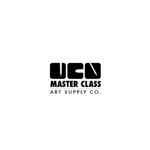 Logo for Master Class Art Supply Co.