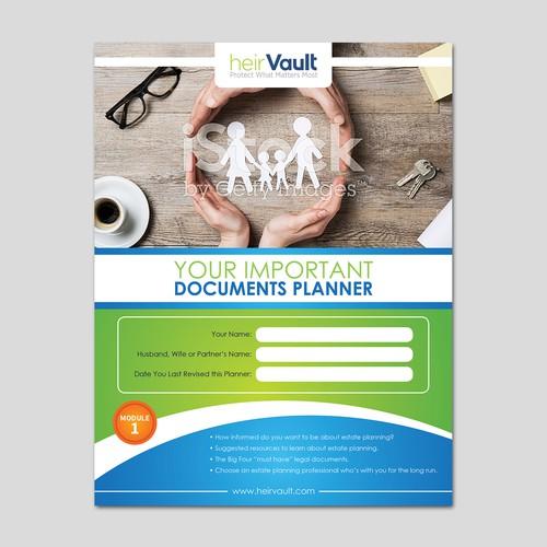 Heir Vault Planner Module