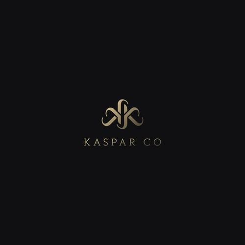Kaspar Co - logo design contest winner