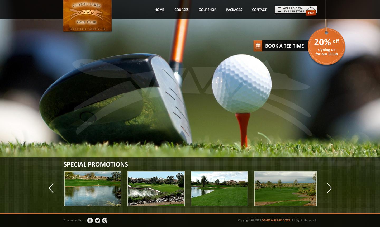 Quick18 needs a new website design