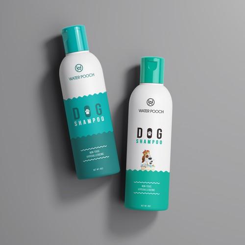Dog product packaging