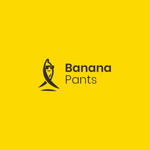 Logo design and corporate identity for Banana Pants