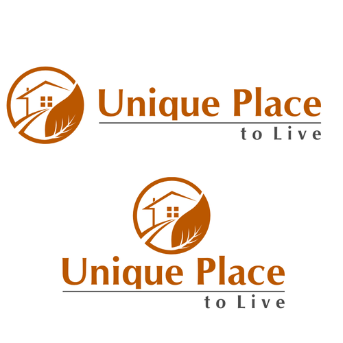 New logo wanted for Unique Places to Live
