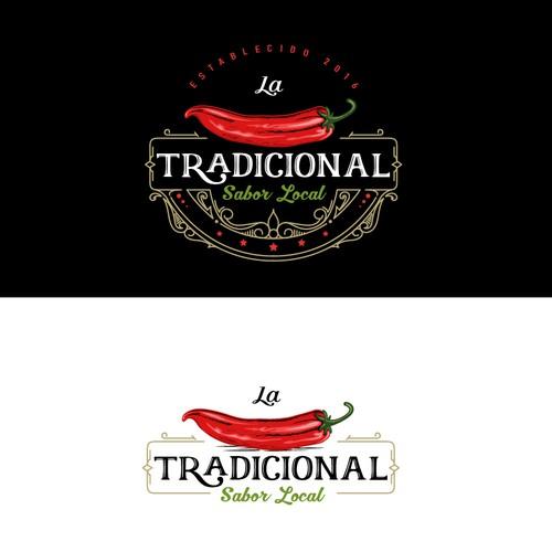 Logo Design La Tradicional