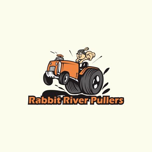 Rabbit River Pullers logo