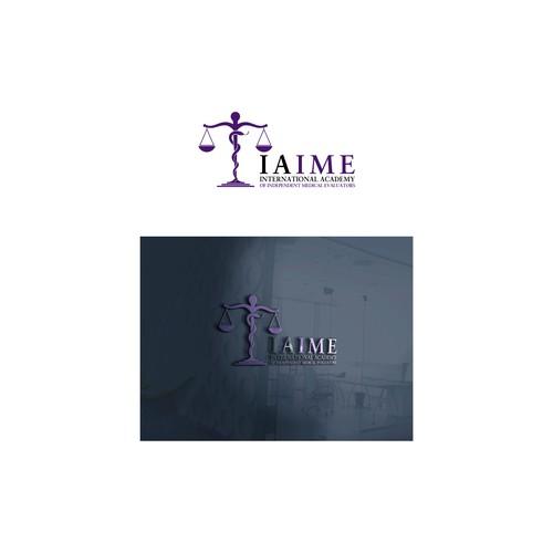 Logo concept for IAIME