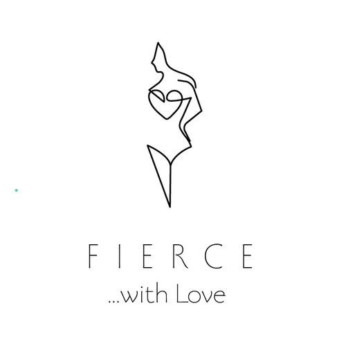 Log design for Fierce...with Love
