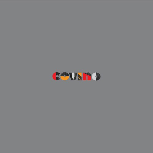 covino logo design