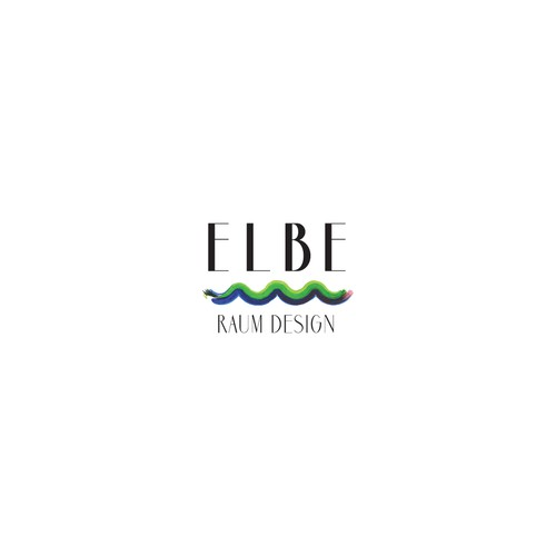 Logo concept for interior design studio