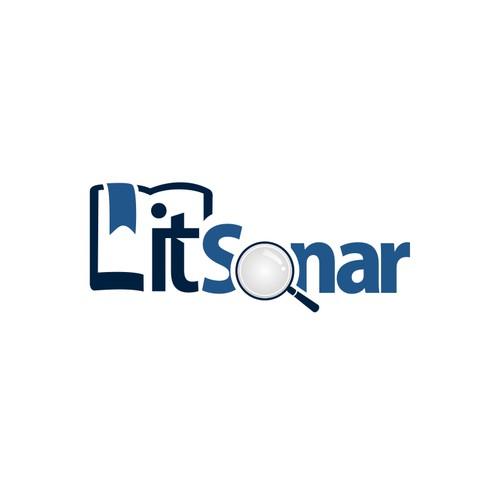 litSonar book search logo