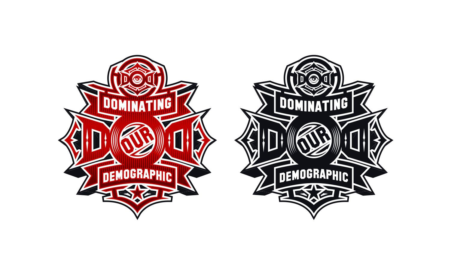 Logo for new entertainment company & record label, D.O.D.