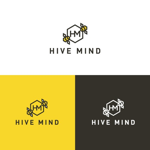 Hive Mind Logo Option
