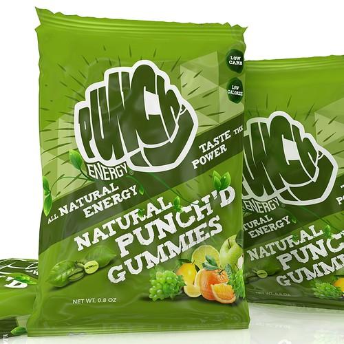 Punch'd Gummies