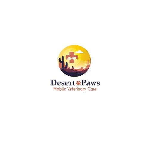 veterinary logo design