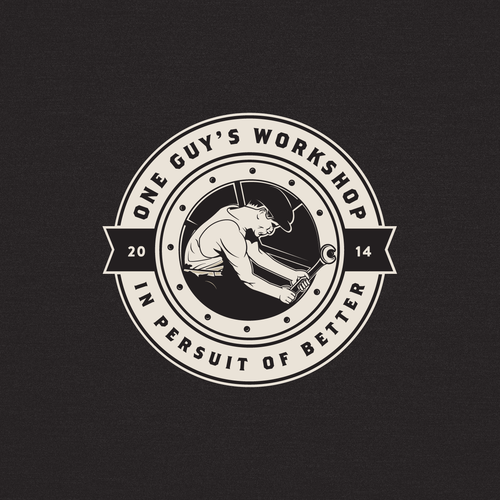 Create a catchy logo for the next big tool & technique review site.