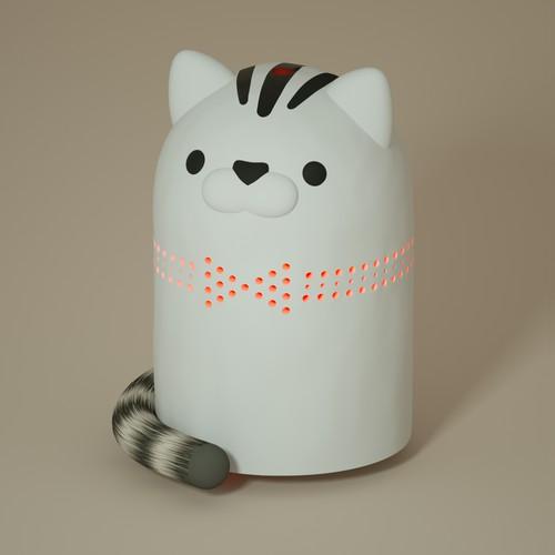 Ceramic Oil Diffuser for Children