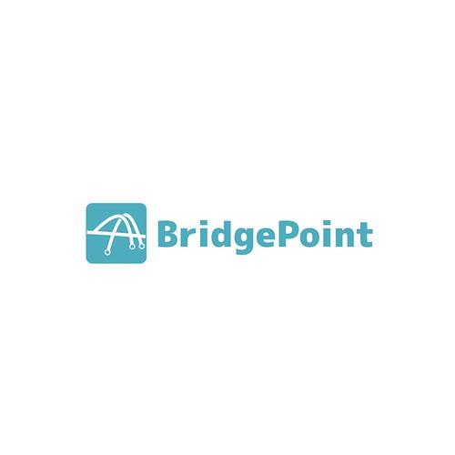 Logo for bridge point