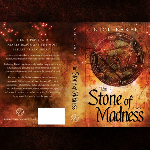 The Stone Of Madness by Nick Baker
