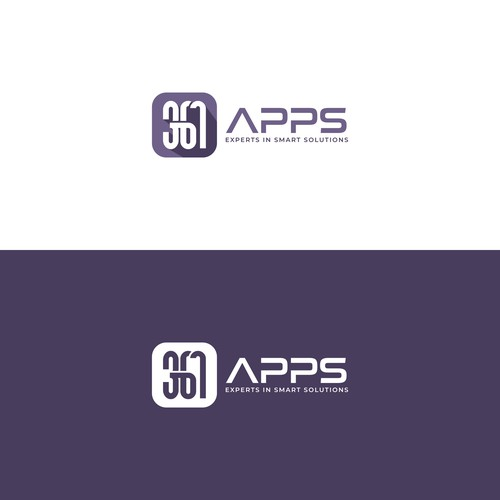 Logo concept for 361 APPS