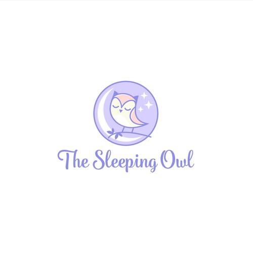 Logo for sleep consultant