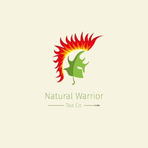 Natural Warrior logo