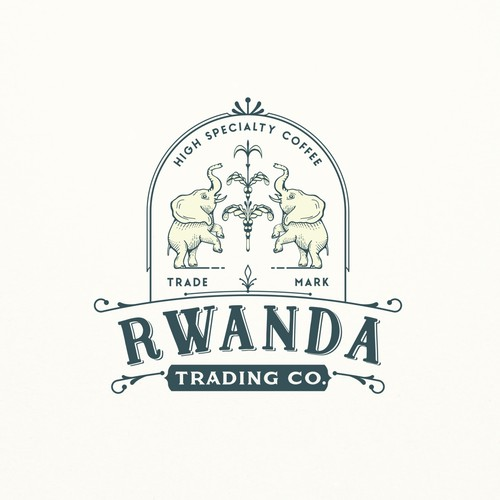 Concept for Rwanda Trading Co.