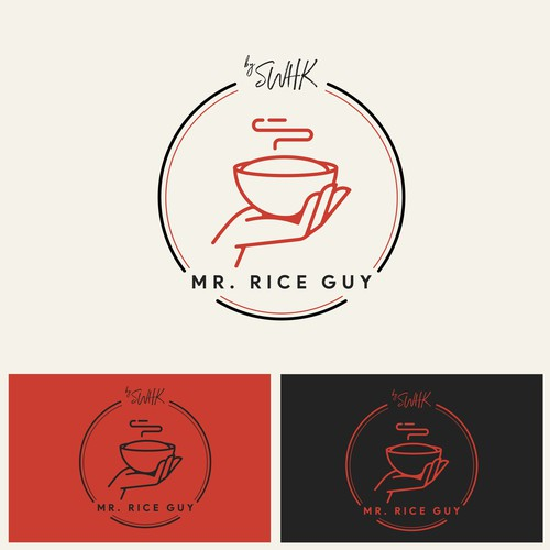 Logo concept for chinese restaurant