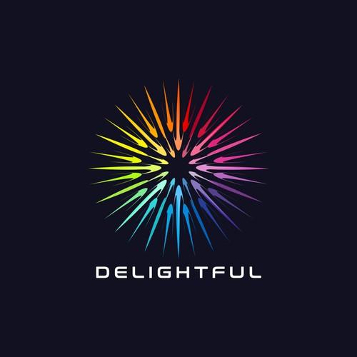 Delightful Logo Concept
