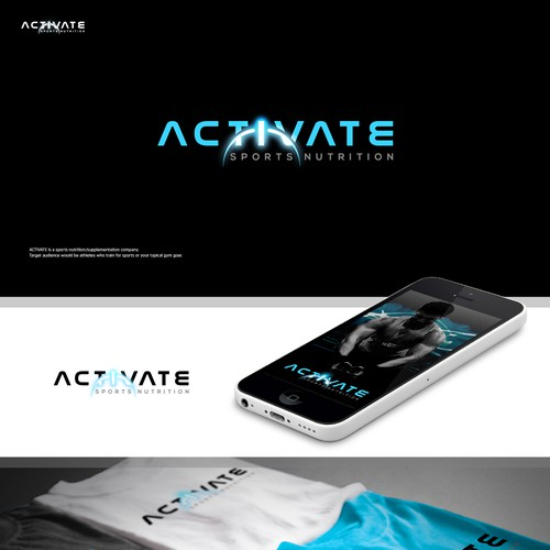 ACTIVATE Sports Nutrition logo
