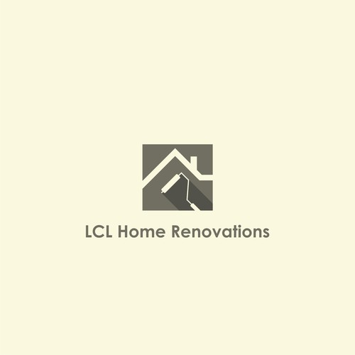 logo concept for LCL Home Renovations