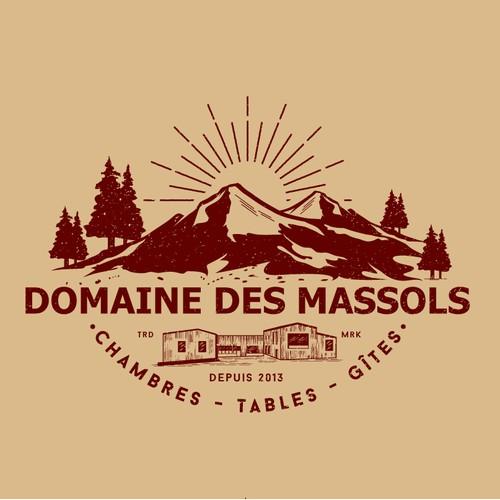 Logo for Domaine des Massols