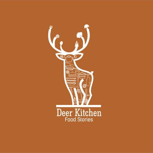 Dear kitchen logo