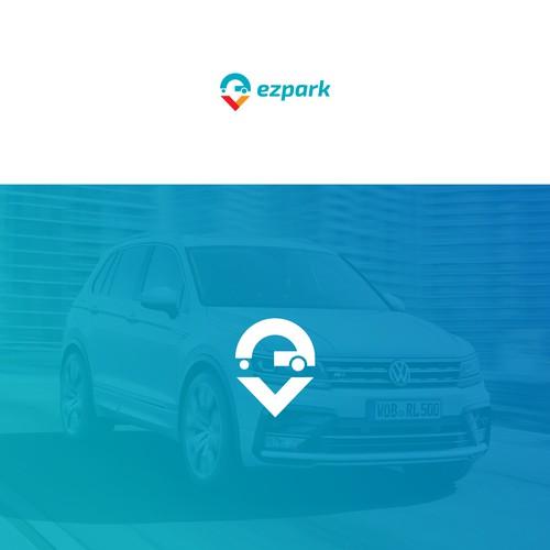 Parking app Logo