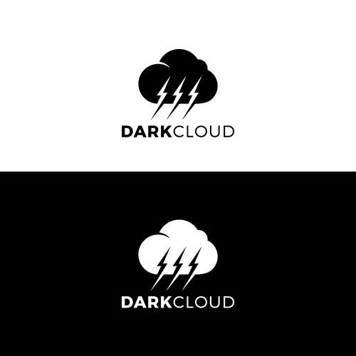 Bold Logo of Dark Cloud