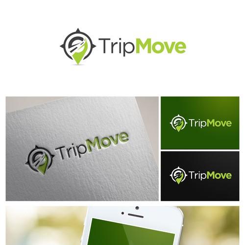 Logo Concept for TripMove