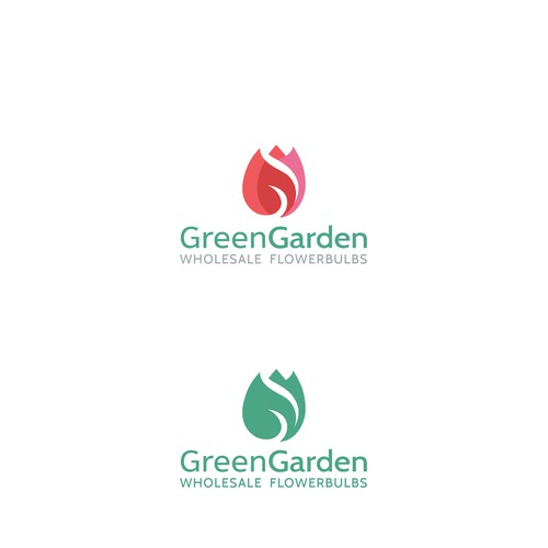 Logo Green Garden