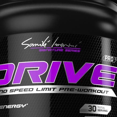 Sandi Imerovic Pre Workout
